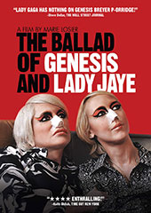 The Ballad of Genesis and Lady Jaye DVD Cover