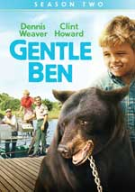 Gentle Ben Season 2 DVD Cover
