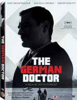 DVD Cover for The German Doctor