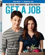 Get a Job Blu-Ray Cover