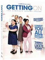 DVD Cover for Getting On: The Complete Second Season
