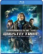 Chronicles of the Ghostly Tribe Blu-Ray Cover