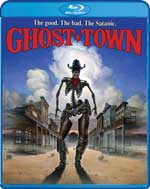 Ghost Town Blu-Ray Cover