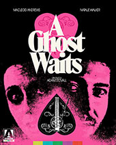 A Ghost Waits Blu-Ray Cover