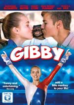 DVD Cover for Gibby