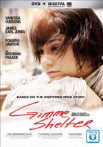 DVD Cover for Gimme Shelter