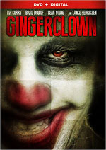 DVD Cover for Gingerclown