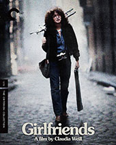 Girlfriends Criterion Collection Blu-Ray Cover