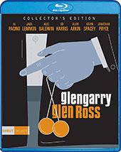 Glengarry Glen Ross Blu-Ray Cover