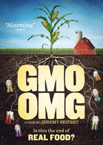 DVD Cover for GMO OMG