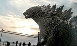 One of the top action sci-fi films of 2014 - Godzilla - really makes an impact./>  fought off a host of otherworldly creatures such as King Ghidorah, Gigan and Mechagodzilla. Director Gareth Edwards takes <a href=