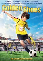DVD Cover for Golden Shoes
