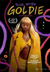 Goldie DVD Cover