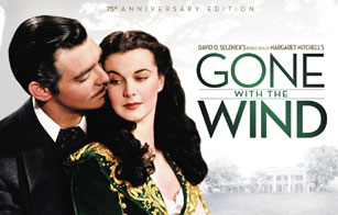 Gone with the Wind 75th Anniversary Cover
