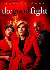 The Good Fight: Season Four DVD Cover