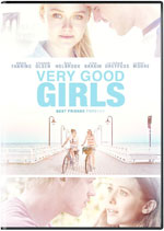 DVD Cover for Very Good Girls
