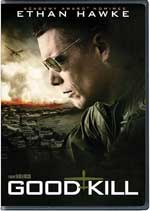 DVD Cover for Good Kill