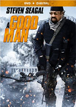 DVD Cover for A Good Man