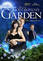 DVD Cover for The Good Witch's Garden