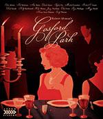 Gosford Park Blu-Ray cover