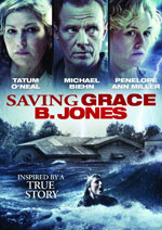 DVD Cover for Saving Grace B Jones