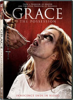 DVD Cover for Grace: The Possession