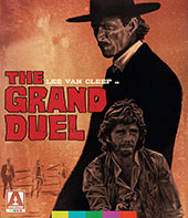 The Grand Duel Blu-Ray Cover