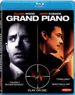 Blu-Ray Cover for Grand Piano