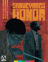 Graveyards of Honor Blu-Ray Cover