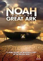 DVD Cover for Noah and the Great Ark