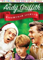 DVD Cover for The Andy Griffith Show: Christmas Special