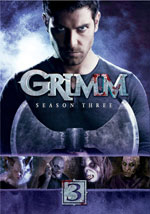 DVD Cover for Grimm: Season Three