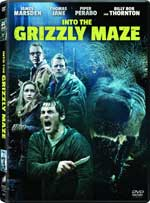 DVD Cover for The Grizzly Maze