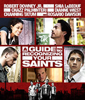A Guide to Recognizing Your Saints Blu-Ray Cover