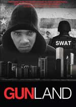 DVD Cover for Gunland