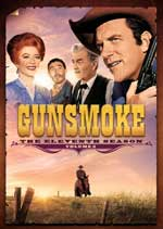 DVD Cover for Gunsmoke: Season 11, Volume 2