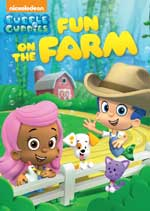 DVD Cover for Bubble Guppies: Fun on the Farm