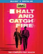 DVD Cover for Halt and Catch Fire: The Complete First Season