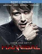 Hannibal Season 3 Blu-Ray Cover