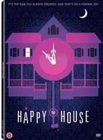 DVD Cover for The Happy House