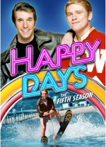 DVD Cover for Happy Days Season 5