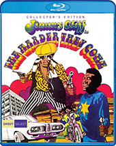 The Harder They Come Blu-Ray Cover