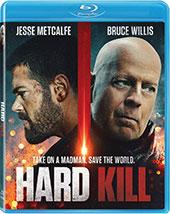 Hard Kill Blu-Ray Cover