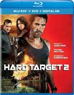 Hard Target 2 Blu-Ray Cover