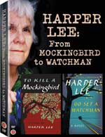 DVD Cover for Harper Lee: From Mockingbird to Watchman
