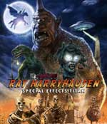 Ray Harryhausen: Special Effects Titan Blu-Ray Cover