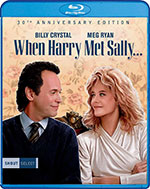 When Harry Met Sally 30th Anniversary Blu-Ray Cover