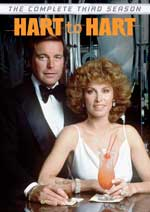 DVD Cover for Hart to Hart: Season Three