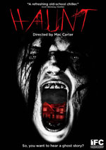 DVD Cover for Haunt
