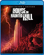 Blu-Ray Cover for House on Haunted Hill